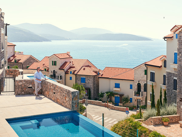 Properties at Montenegro's Luštica Bay amongst most popular in Europe