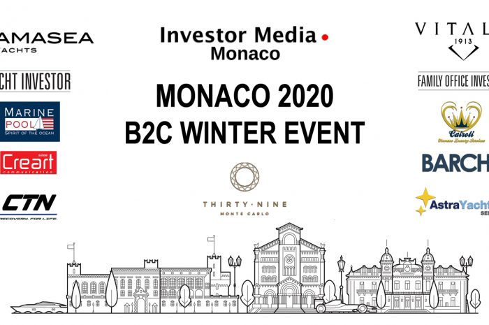 Investor Media Monaco Winter Event  4th March 2020.